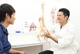 椎間板ヘルニアの症状イメージ